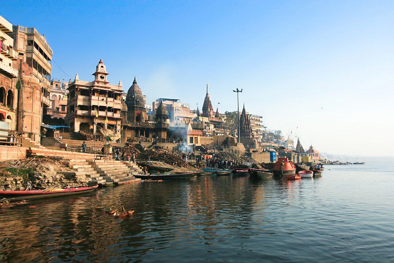 Ganges at Varanasi