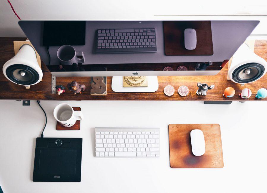 minimal desktop